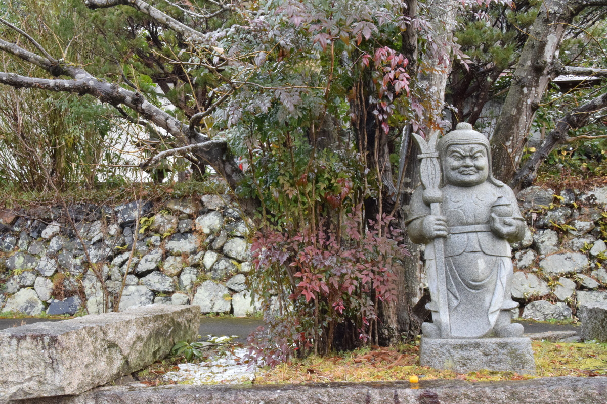 毘沙門天(神応寺)