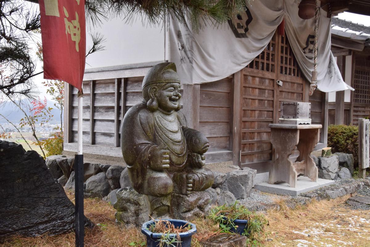 恵比寿天(耕雲寺)