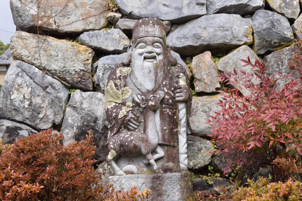 寿老人(極楽寺)